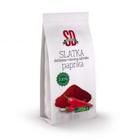 Slatka delikates mlevena začinska paprika 1000g